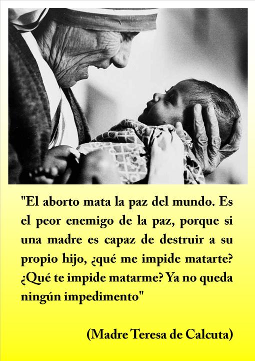 madre teresa - aborto - 01