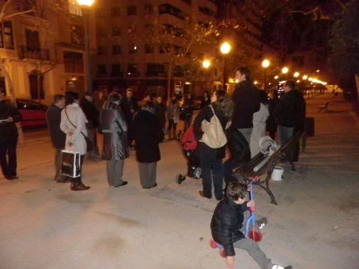 Castellón: velada 28/febrero/2014